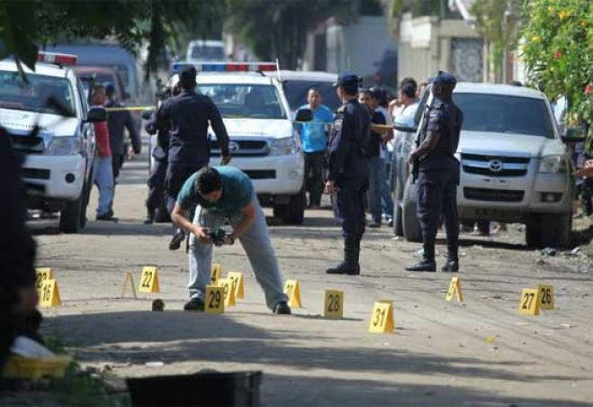 """Blindarán """"zonas calientes"""" para evitar más masacres en Honduras"""