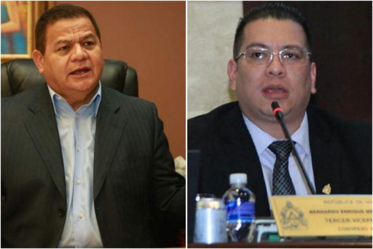 Romeo Vásquez solicitará incorporación de nuevo vicepresidente en el Congreso Nacional