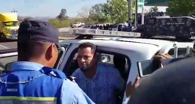 Nuevamente detienen al periodista Jairo López en Choluteca