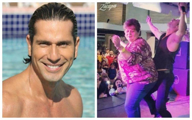 Gregorio Pernia «El Titi» puso a temblar a mujeres hondureñas