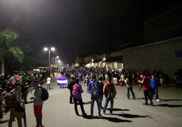 tercera caravana de migrantes