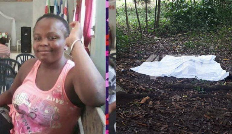 La Ceiba: asesinan de varios balazos a una joven en Corinto