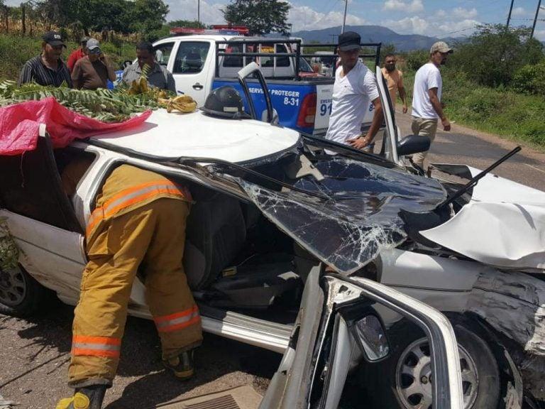 275 accidentes con 19 muertos registran en los primeros cinco días de 2019