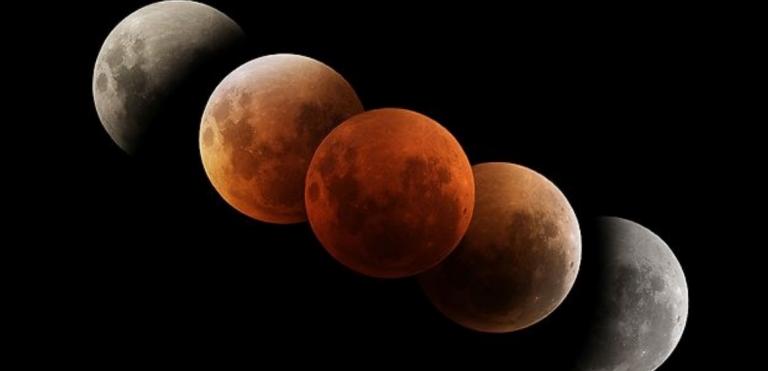 Hondureños podrán observar el eclipse lunar; próximo será hasta 2021
