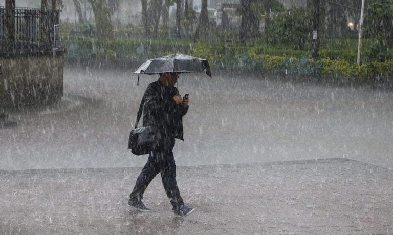 CLIMA DE HOY: ingreso de masa de aire frío provocará fuertes lluvias