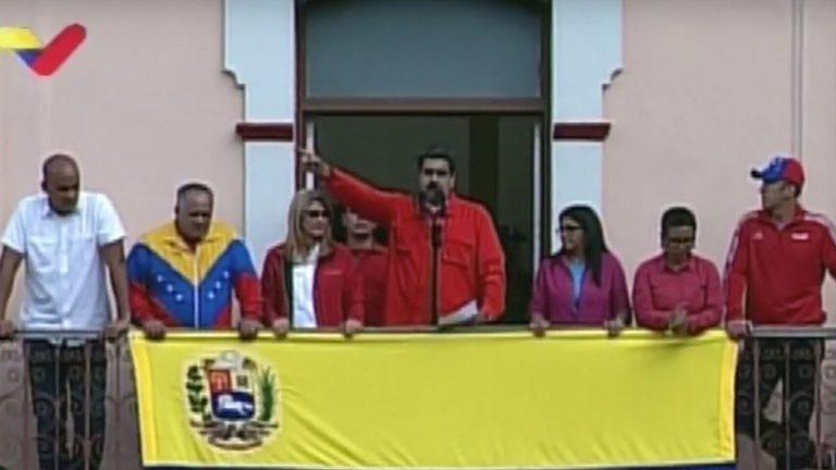 Nicolás Maduroanunció que no va a renunciar y que gobernará hasta 2025