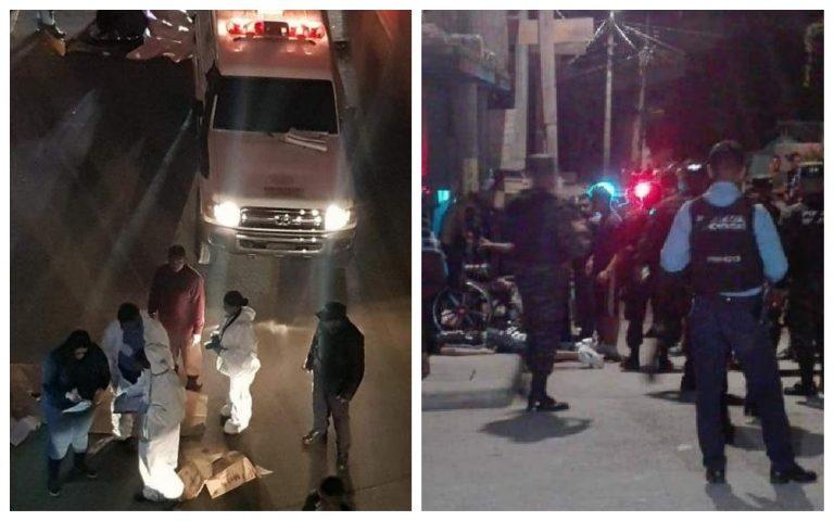 A ocho ascienden masacres en los primeros días del 2019