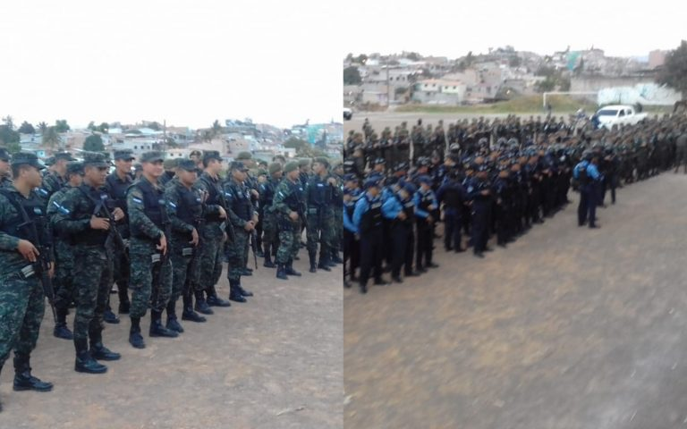 """Operación """"Confianza"""" busca desmantelar bandas criminales y ejecutar órdenes de captura"""