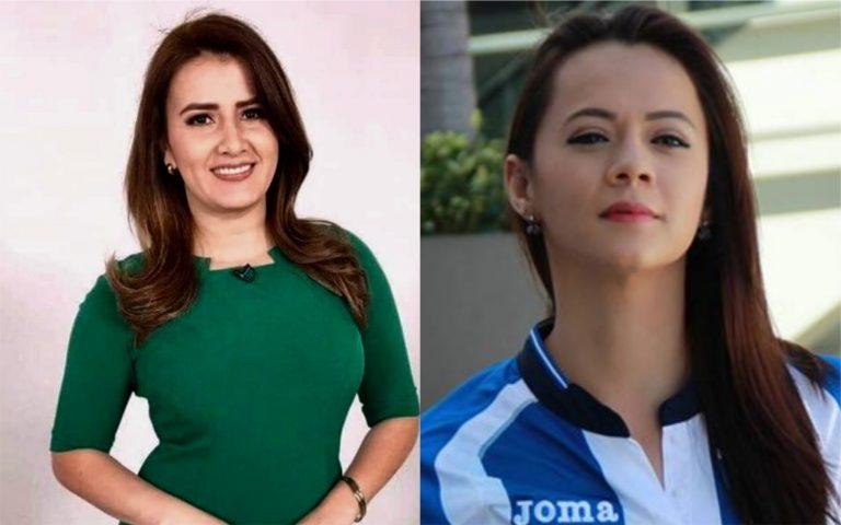 Periodista Cesia Mejía envía mensaje a Isabel Zambrano