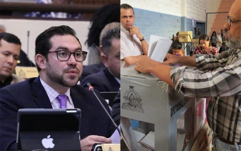 VÍDEO: LIBRE presenta proyecto de ley para la segunda vuelta electoral