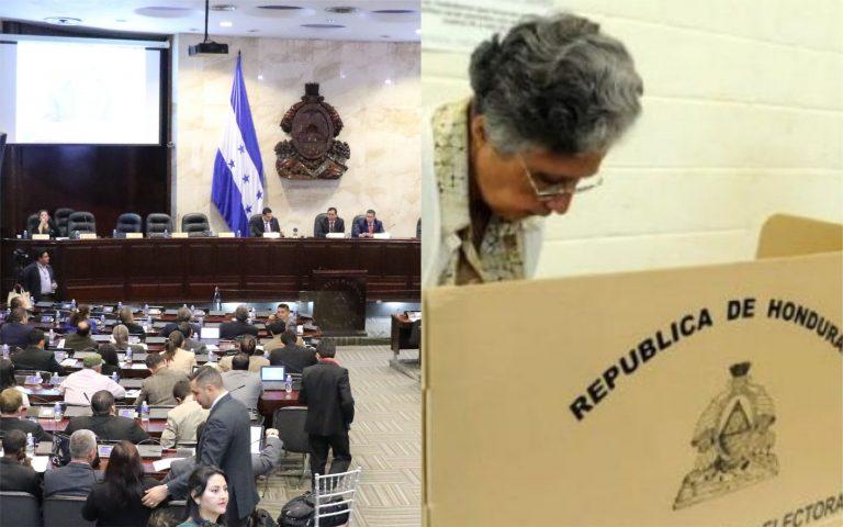 Reformas electorales podrían discutirse la próxima semana en el CN