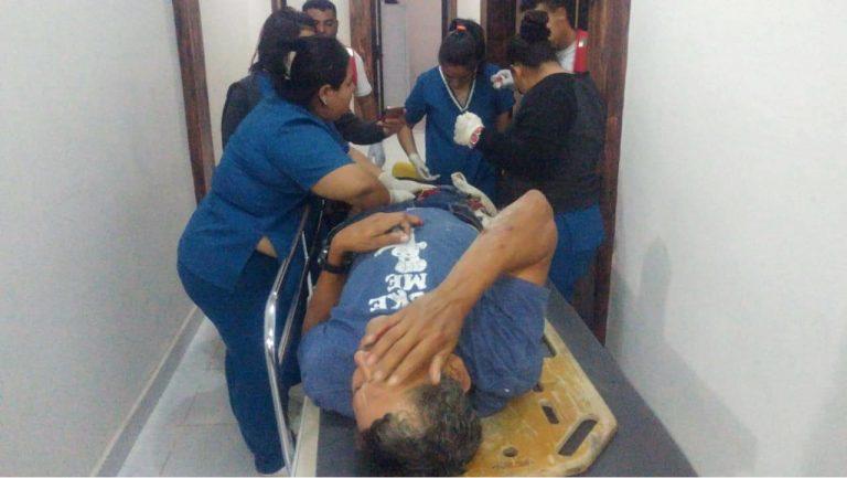 Por enemistad, hombre le lanza un mortero a su vecino en Copán