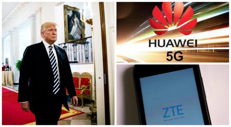 Trump intensifica su guerra contra Huawei; pueden desaparecer del mercado estadounidense