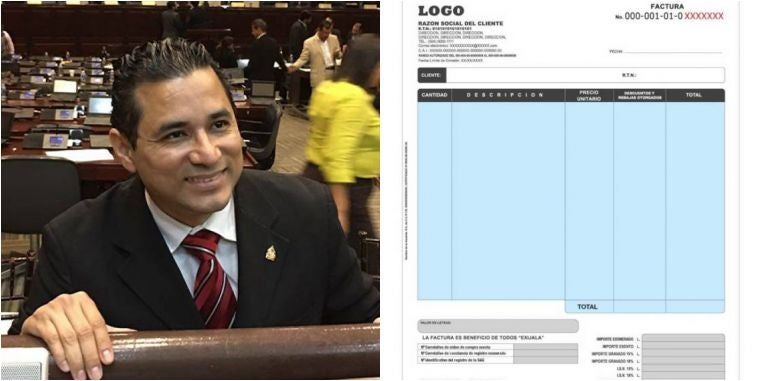 Diputado Walter Romero detecta error en nuevo sistema de facturación del SAR
