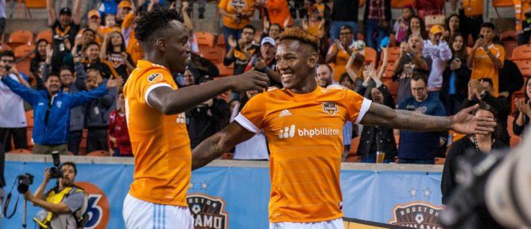 ¡Houston Dynamo está en cuartos de la Liga de Campeones de Concacaf!