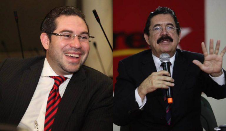 """Jorge Cálix: """"Mel Zelaya ha decidido apartarse de la reelección"""""""