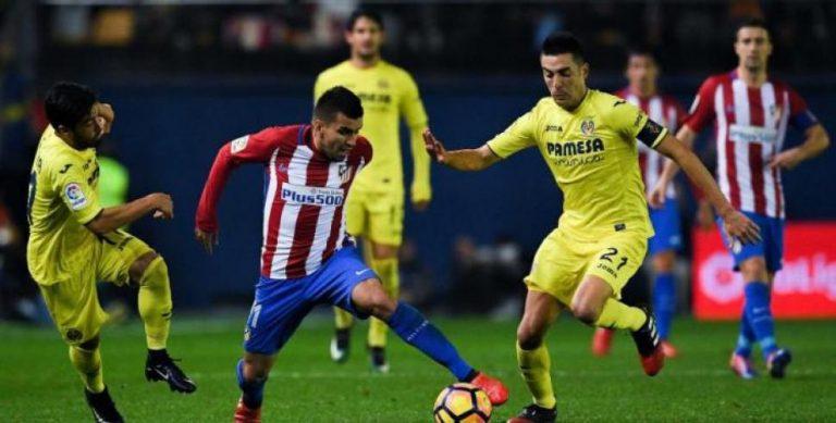Atlético de Madrid vs. Villareal: Juegan por la fecha 25 de LaLiga