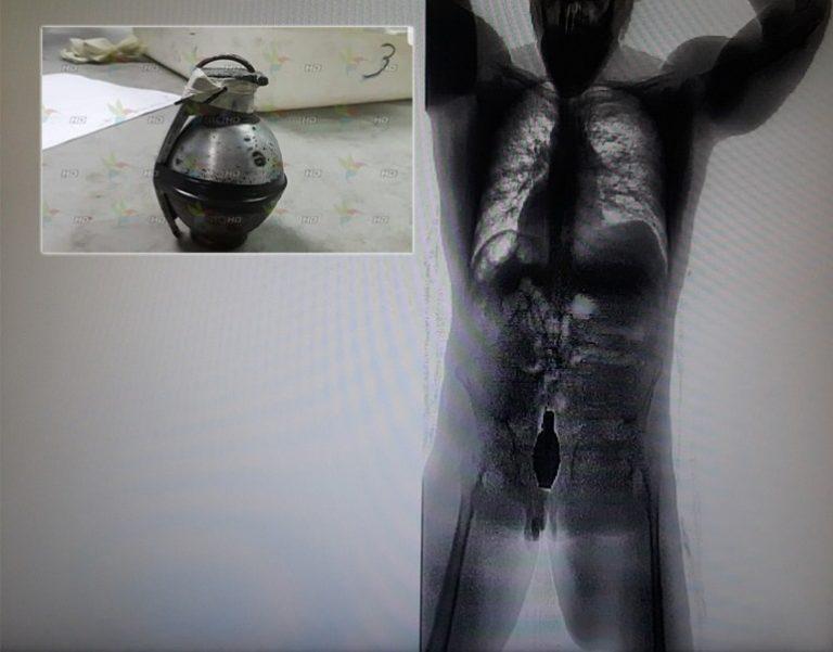 """Castigan a reo que llevaba granada en el recto para matar a vinculado con """"Tony"""" Hernández"""
