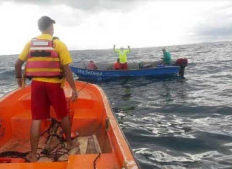 Amapala: hallan cuerpo del joven que desapareció ayer al naufragar