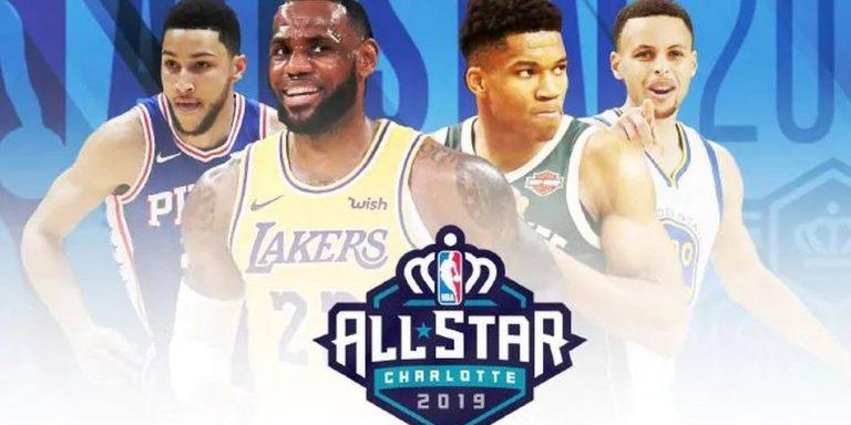 LeBron Vs. Giannis: En el NBA All Star Game 2019