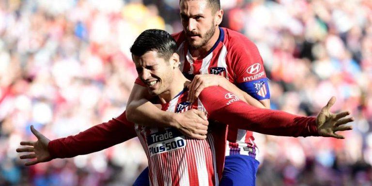 Atlético de Madrid no tuvo problemas ante Villarreal en el estadio Wanda Metropolitano