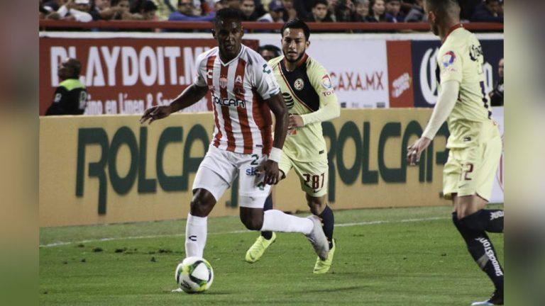 Beckeles apaga sequía de juegos y reaparece con Necaxa en la Copa MX