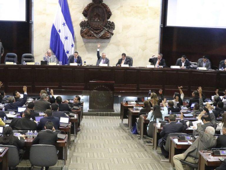 PN busca que diputados del PARLACEN voten en el Congreso Nacional