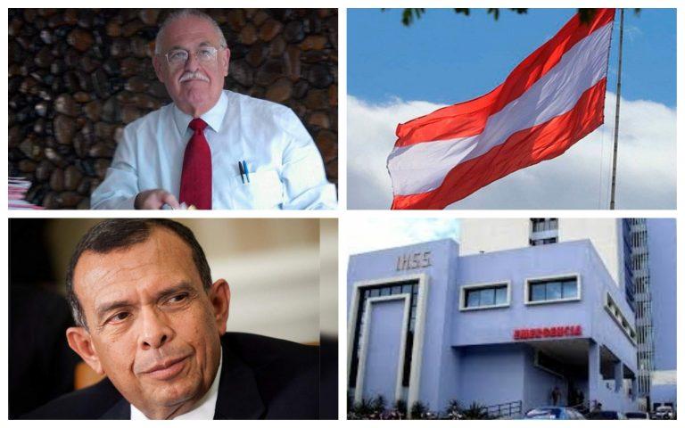 PASÓ EN LA SEMANA: Reconocimiento a don Jaime Rosenthal, Partido Liberal, Caso IHSS y «Pepe» Lobo