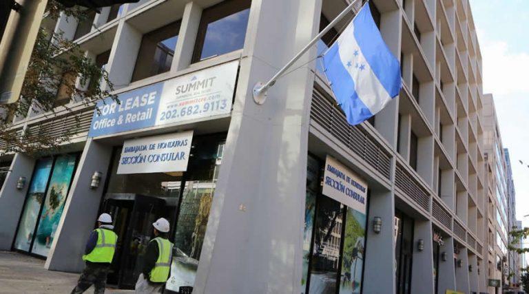 Cuestionan aprobación de L196 millones para nueva sede de embajada en EEUU