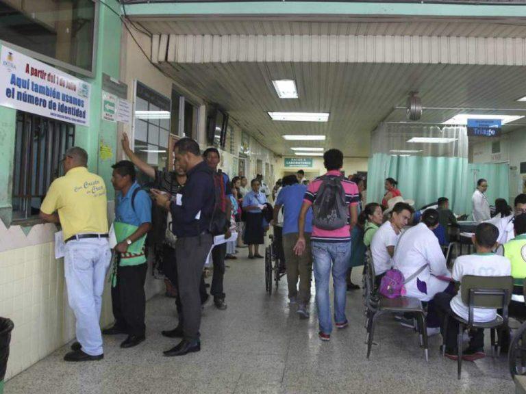 Interponen millonaria demanda por cobros realizados en el Hospital Escuela