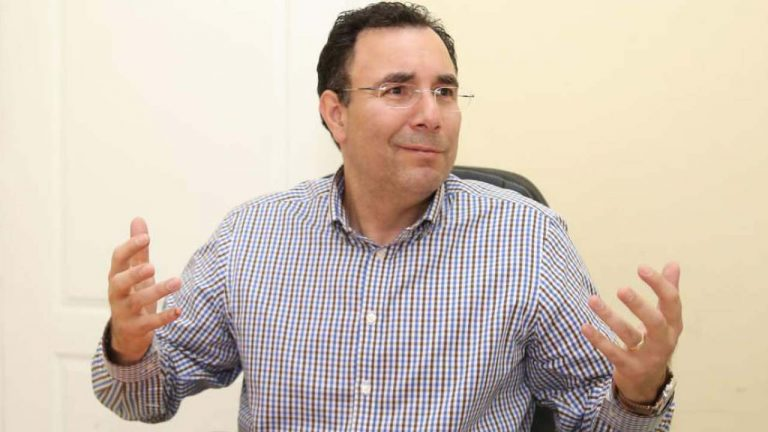 """Por venta """"panda"""", Luis Zelaya acude a audiencia de medios probatorios"""