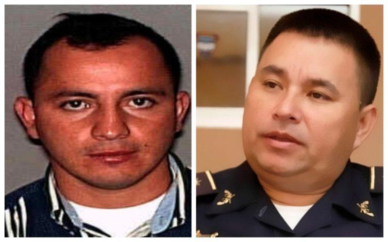 Se entrega un excomisario de la Policía; presunto socio de Oquelí Mejía Tinoco