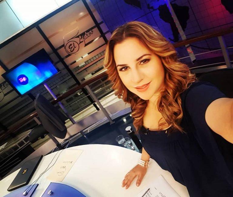 Se casa presentadora Anna Muñoz luego de protagonizar vídeo íntimo