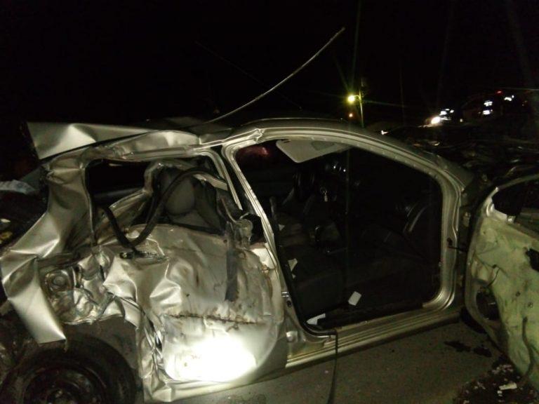 VÍDEO | Fatal accidente en carretera CA-5 cobra la vida de un niño y dos adultos