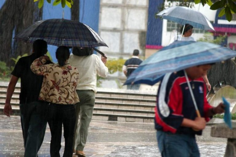 CLIMA DE HOY: lluvias leves en el oriente del país