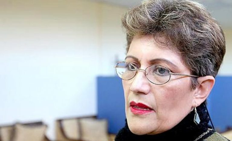 Más de tres años de reclusión y la inhabilitación como diputada piden contra María Luisa Borjas