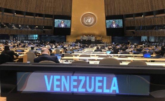 La ONU veta las resoluciones de EE.UU. y Rusia sobre Venezuela