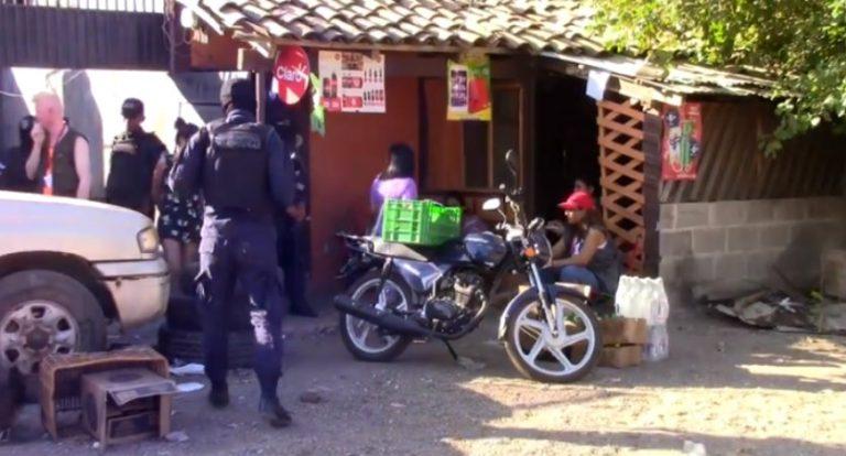 Denuncian que allanamientos en Choluteca eran dirigidos a casas de manifestantes