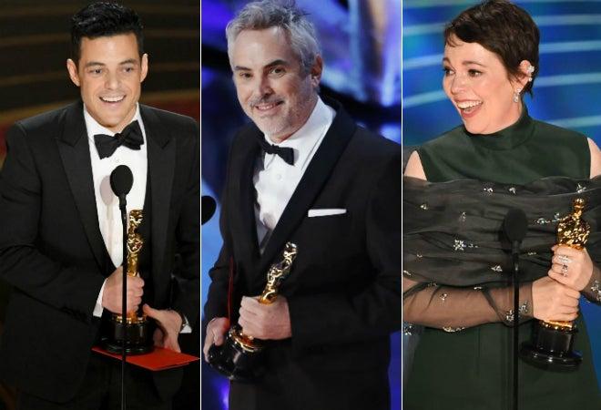 Óscar 2019: Estos fueron los ganadores de los premios