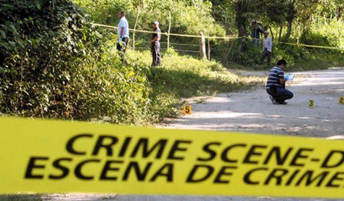 novios asesinados en Colón