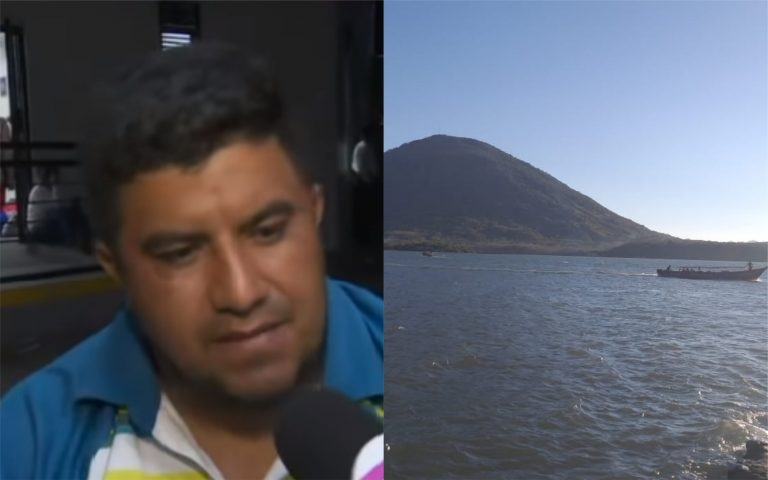 Sobreviviente de naufragio en Amapala relata los momentos de terror que vivió