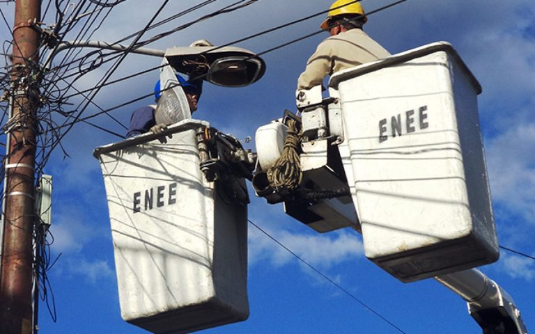SÁBADO: la ENEE anuncia suspensión del servicio eléctrico para la zona norte