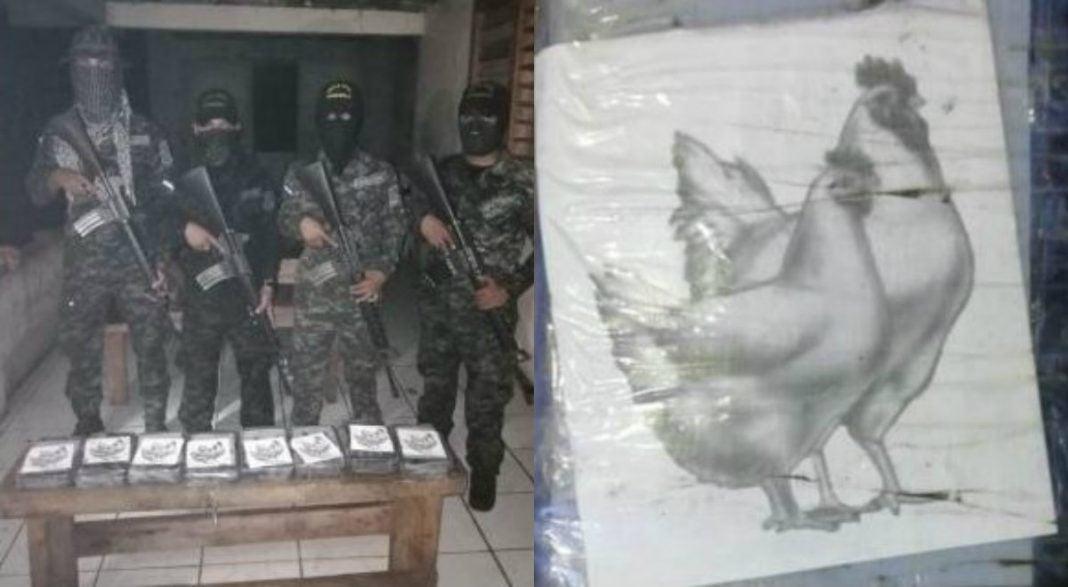 militares decomisan droga en La Mosquitia