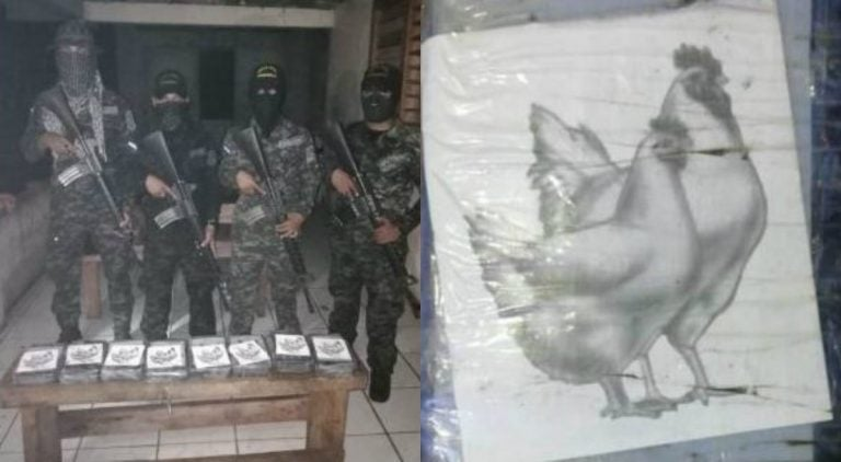 Honduras: militares decomisan ocho kilos de droga sin detener a los traficantes; ¿por qué?