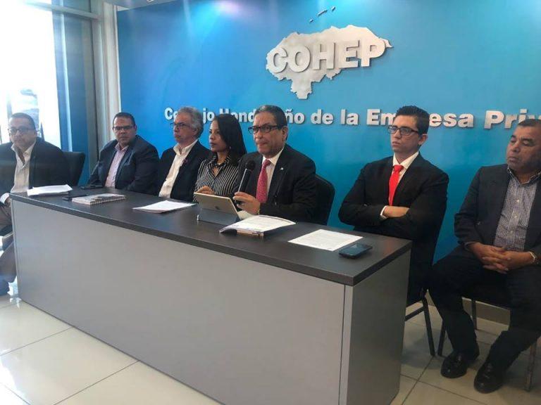 COHEP pide a la MACCIH no acusar al sector energético sin conocer las leyes