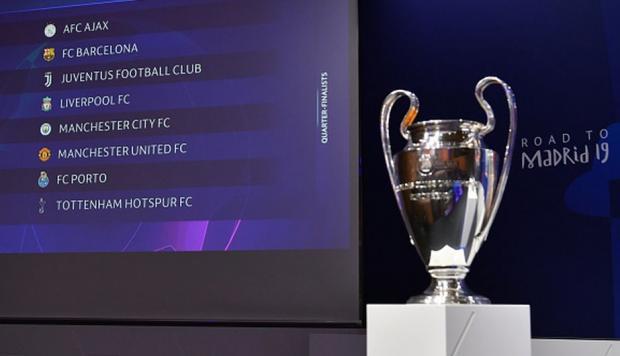 ¡PARTIDAZOS! Definidos los cuartos de final de la Champions League