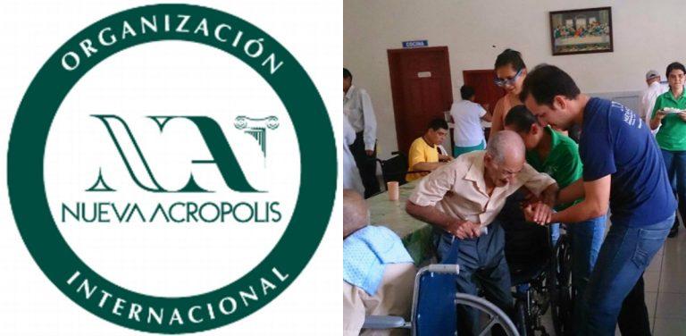 Nueva Acrópolis recolectará víveres para asilo de ancianos en SPS