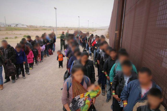 Cerrar la frontera de EEUU