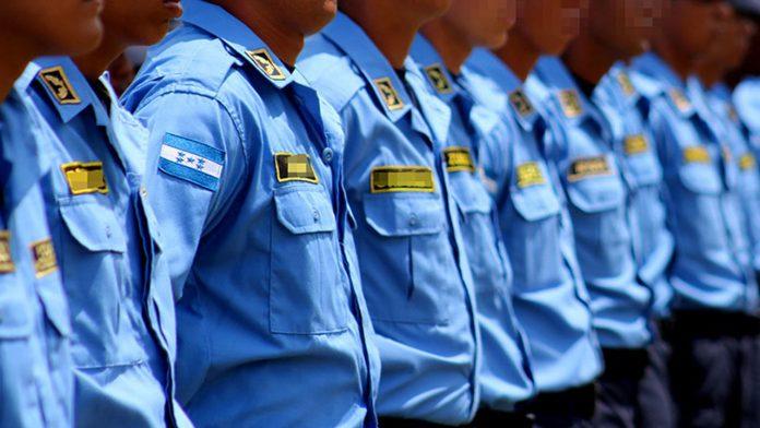 Policías acusados en Honduras