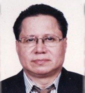Filiberto Guevara Juárez, médico y escritor.